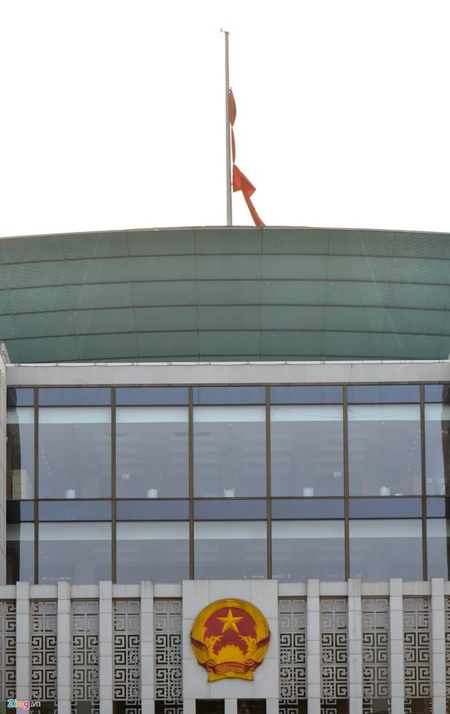Lễ thượng cờ rủ quốc tang nguyên Thủ tướng Phan Văn Khải ảnh 6