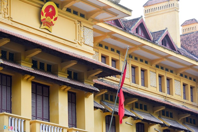 Lễ thượng cờ rủ quốc tang nguyên Thủ tướng Phan Văn Khải ảnh 7