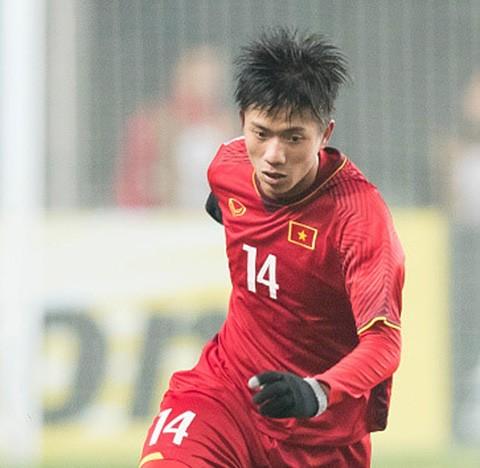 Điểm danh 5 'hot-boy' lần đầu lên đội tuyển Việt Nam ảnh 2