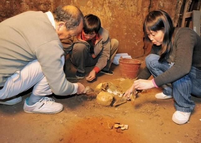 Khai quật cổ mộ, tìm thấy hài cốt Tào Tháo? ảnh 1