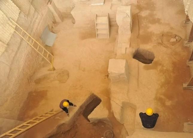 Khai quật cổ mộ, tìm thấy hài cốt Tào Tháo? ảnh 4