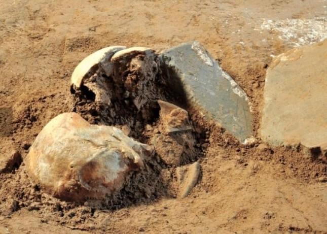 Khai quật cổ mộ, tìm thấy hài cốt Tào Tháo? ảnh 2