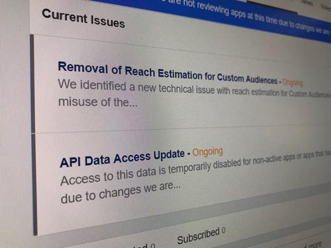 Facebook đóng API các app ở VN, giới kinh doanh online náo loạn ảnh 2