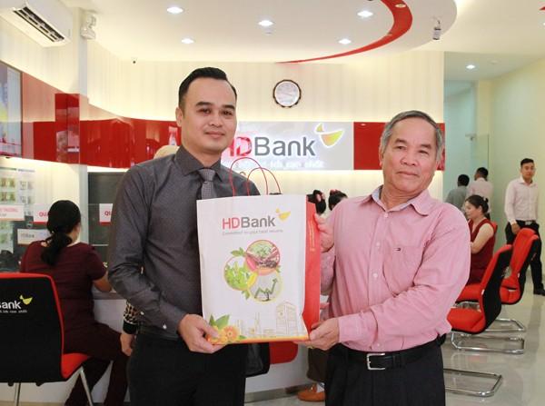 HDBank khai trương điểm thứ 4 trên đất võ Bình Định ảnh 1