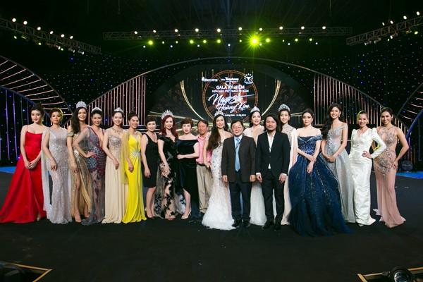 30 năm HHVN: Dàn hoa hậu hội ngộ cùng cố vấn sắc đẹp Đặng Thanh Hằng ảnh 3