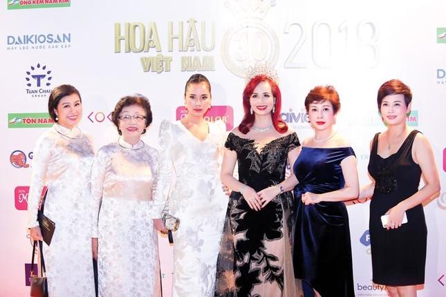 30 năm HHVN: Dàn hoa hậu hội ngộ cùng cố vấn sắc đẹp Đặng Thanh Hằng ảnh 1