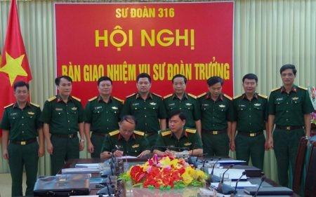 Điều động, bổ nhiệm nhân sự Quân đội ảnh 1