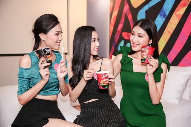 """""""3 Miền"""" mang đến trải nghiệm ẩm thực mới cho các thí sinh HHVN ảnh 1"""