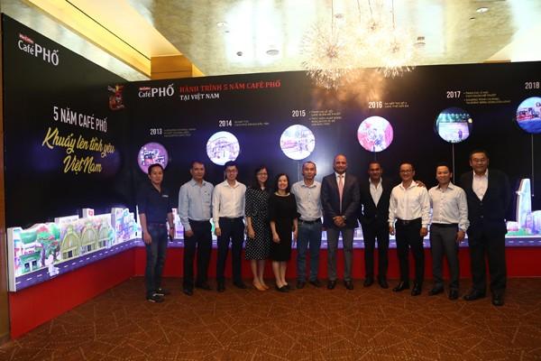 Food EmpireViệt Nam kỉ niệm hành trình 5 năm Café Phố ảnh 3