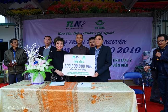 Tập đoàn TLM trao yêu thương đến học sinh nghèo vùng cao Tủa Chùa ảnh 1