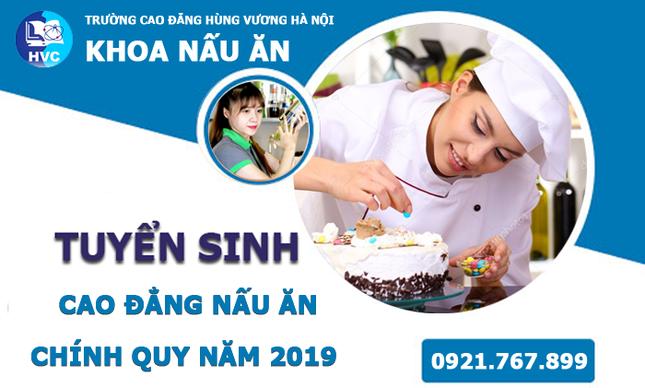 Cao đẳng Nấu ăn Hà Nội – Đào tạo gắn liền với việc làm! ảnh 2