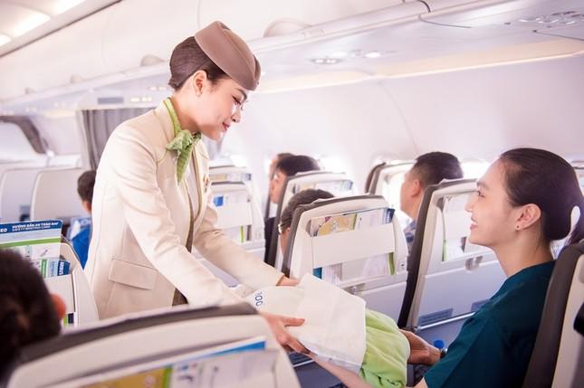 Chuyến bay đặc biệt của Bamboo Airways khởi đầu hành trình 'bay Xanh' ảnh 5