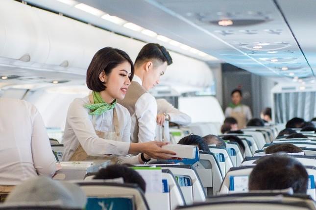 Chuyến bay đặc biệt của Bamboo Airways khởi đầu hành trình 'bay Xanh' ảnh 6