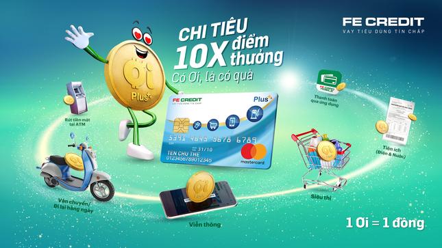 FE Credit được Mastercard trao danh hiệu 'tổ chức phát hành thẻ hiệu quả nhất' ảnh 1