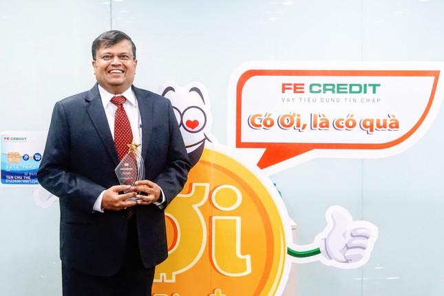 FE Credit được Mastercard trao danh hiệu 'tổ chức phát hành thẻ hiệu quả nhất' ảnh 2