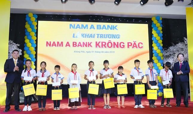 Khai trương Nam A Bank Krông Păc tại Đắk Lắk ảnh 1