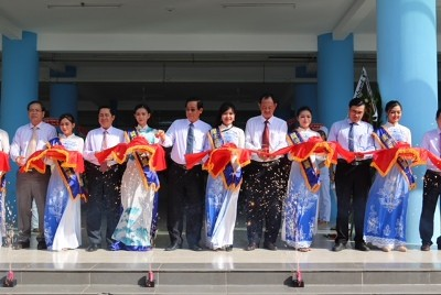 Agribank tài trợ xây dựng Bệnh viện Đa khoa Trần Đề - tỉnh Sóc Trăng ảnh 1