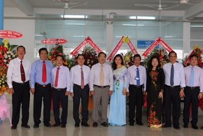 Agribank tài trợ xây dựng Bệnh viện Đa khoa Trần Đề - tỉnh Sóc Trăng ảnh 2