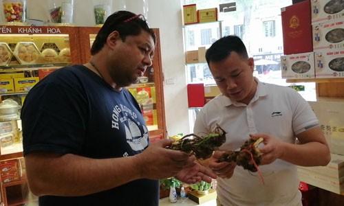 Thương nhân Hong Kong vượt nghìn km sang Việt Nam mua sâm Ngọc Linh ảnh 1