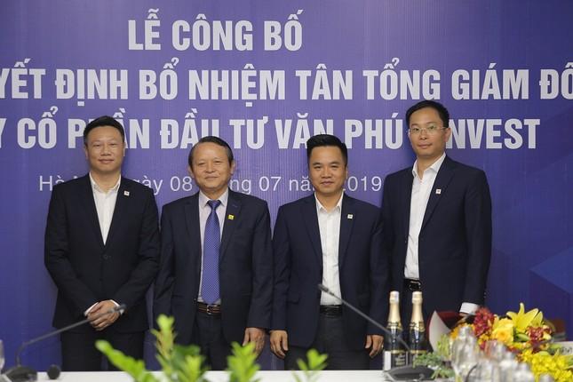 Ông Đoàn Châu Phong trở thành Tân Tổng giám đốc Cty CP Đầu tư Văn Phú-Invest ảnh 1