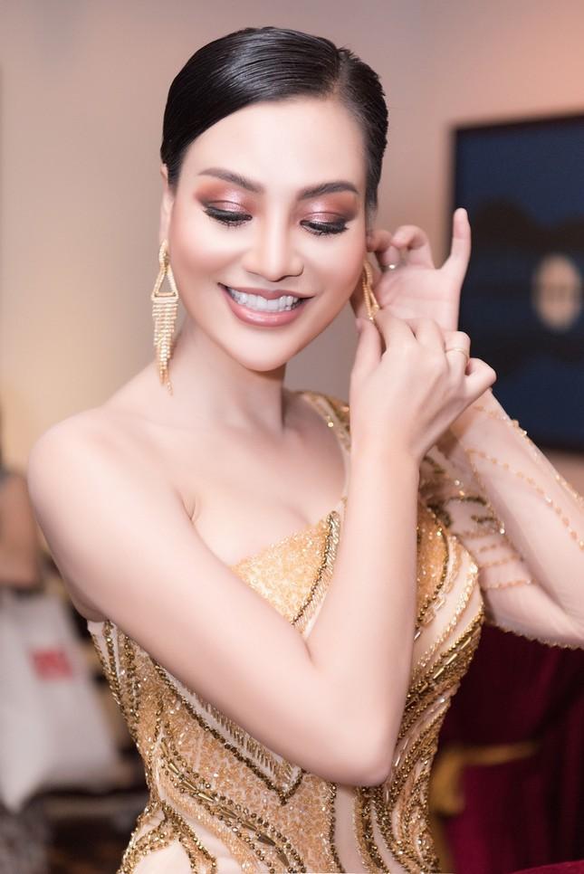 CEO Trần Huyền Nhung body chuẩn tựa người mẫu ảnh 1