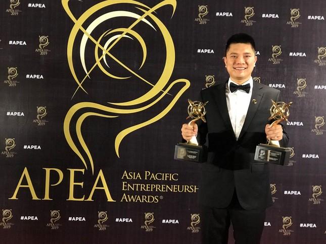 GreenFeed Việt Nam nhận giải thưởng Doanh Nghiệp Châu Á TBD 2019 ảnh 1