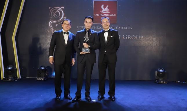 Enterprise Asia trao hai giải thưởng xuất sắc cho Tập đoàn Tân Hoàng Minh ảnh 1