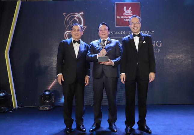 Enterprise Asia trao hai giải thưởng xuất sắc cho Tập đoàn Tân Hoàng Minh ảnh 2
