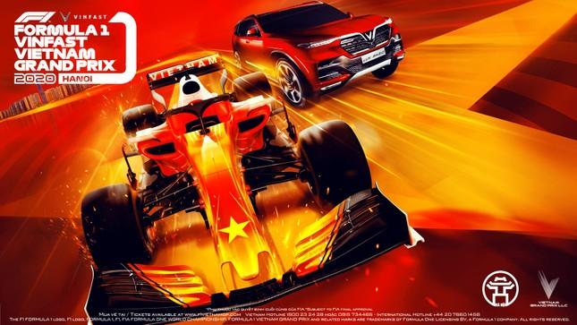 VinFast là nhà tài trợ chính của chặng đua Công thức 1 Việt Nam ảnh 4