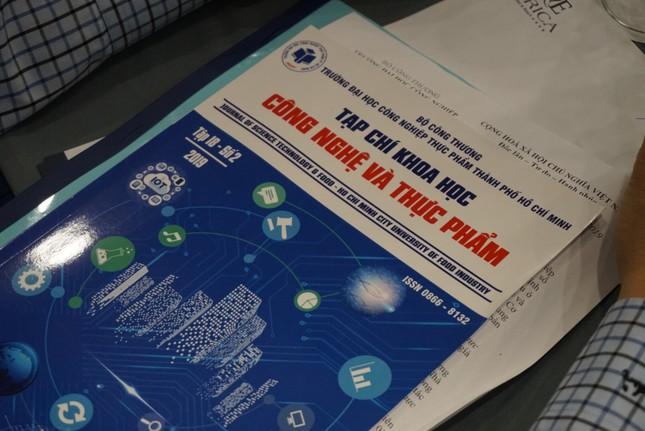 Định hướng phát triển Tạp chí Khoa học Công nghệ và Thực phẩm ảnh 1