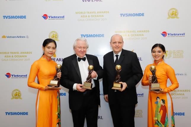 InterContinental Phu Quoc Long Beach Resort giành 4 giải thưởng danh giá ảnh 1