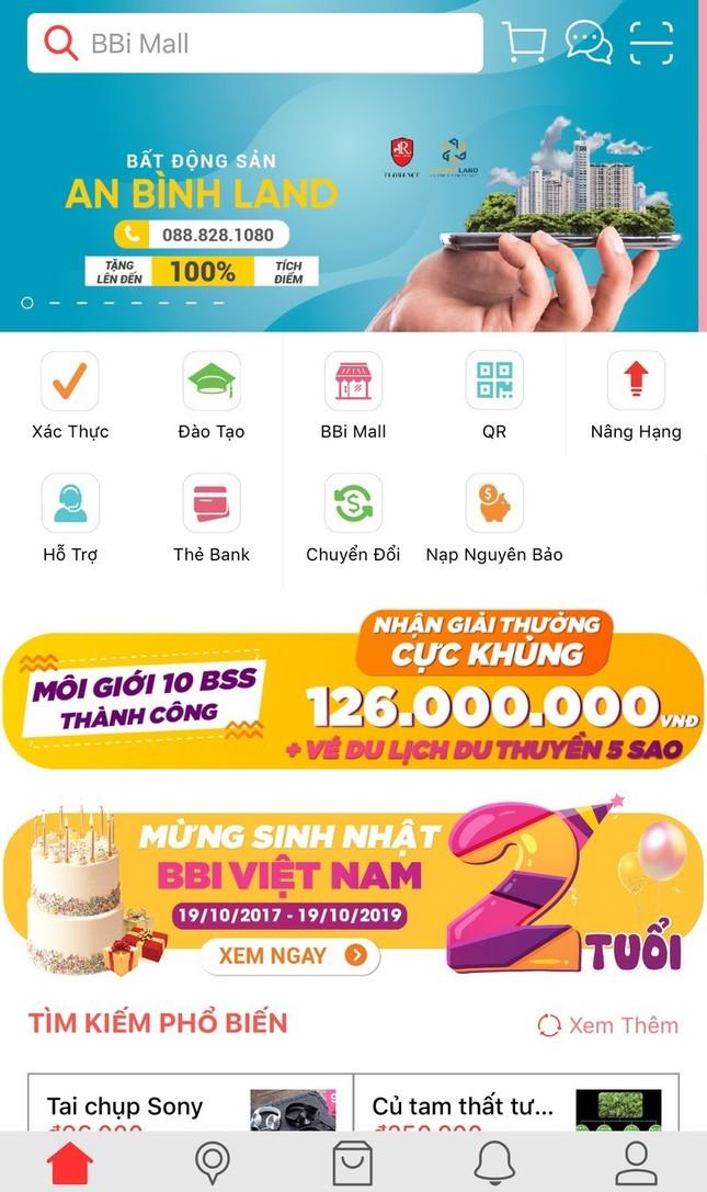 BBi Mall ưu tiên thanh toán không dùng tiền mặt, tích điểm 100% qua app BBi Mall ảnh 2