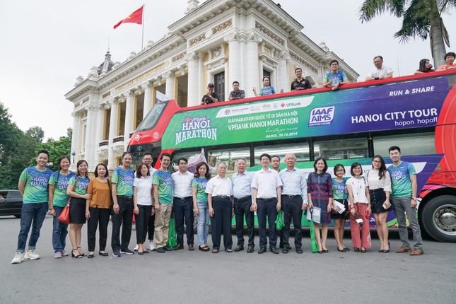 VPBank Ha Noi Marathon chính thức là giải chạy quốc tế của thành phố Hà Nội ảnh 1