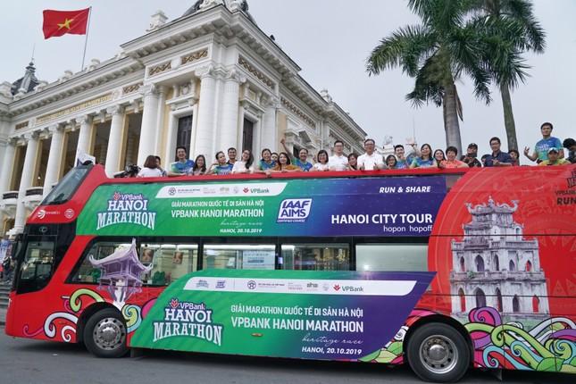 VPBank Ha Noi Marathon chính thức là giải chạy quốc tế của thành phố Hà Nội ảnh 2
