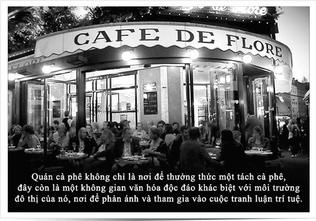 Cà phê thức tỉnh nhân tình: Không gian cà phê trong 'Những năm tháng thét gào' ảnh 4