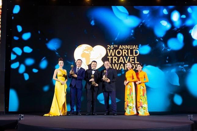 Dấu ấn Việt Nam và Vinpearl Phú Quốc tại Lễ trao giải WTA 2019 ảnh 7