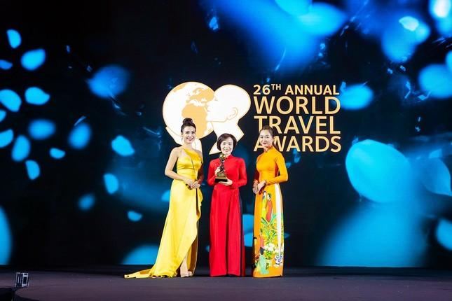 Dấu ấn Việt Nam và Vinpearl Phú Quốc tại Lễ trao giải WTA 2019 ảnh 8