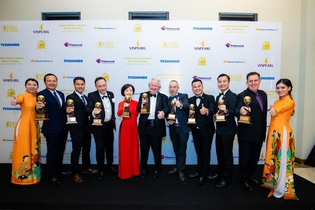 Dấu ấn Việt Nam và Vinpearl Phú Quốc tại Lễ trao giải WTA 2019 ảnh 9