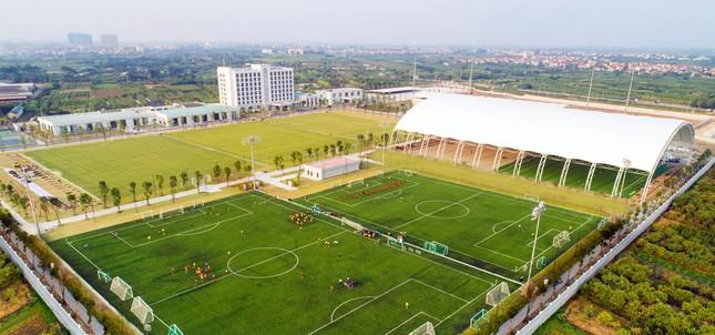 Vingroup & VFF hợp tác chiến lược hỗ trợ phát triển bóng đá Việt Nam ảnh 2