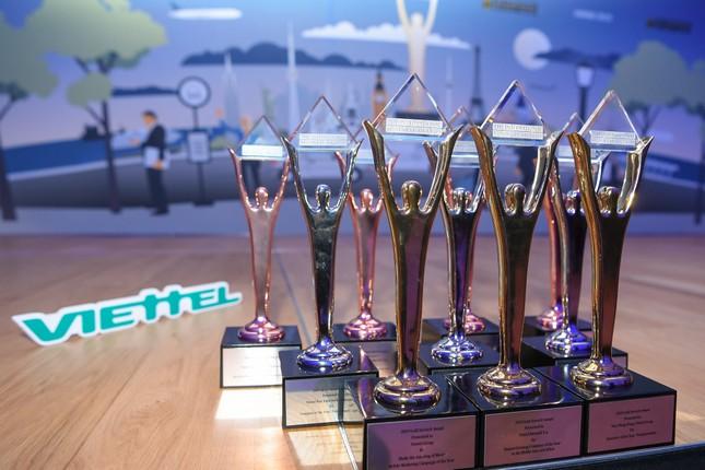 Các sản phẩm số của Viettel thắng lớn ở 'giải Oscar' của giới kinh doanh quốc tế ảnh 1