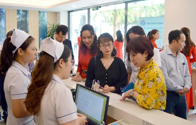 Thanh toán viện phí không dùng tiền mặt tại Bệnh viện Ung Bướu Hà Nội ảnh 3