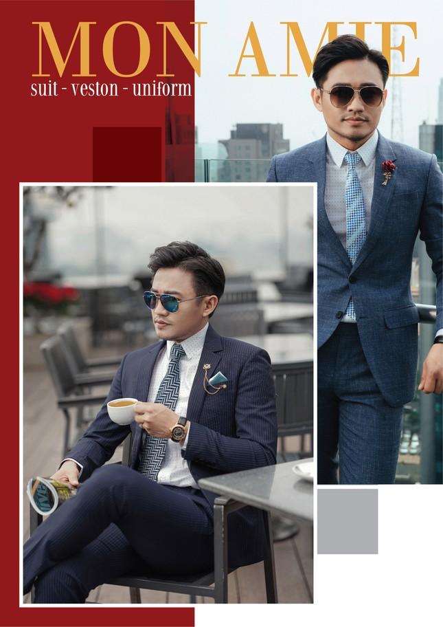 Mon Amie - thời trang veston được quý ông ưa chuộng ảnh 1