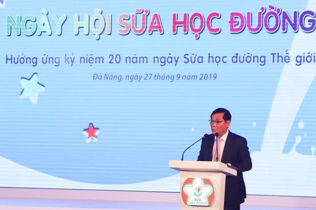 Sữa học đường góp phần cải thiện thể trạng của trẻ em Việt Nam ảnh 1