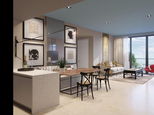 Ra mắt căn hộ mẫu Park Kiara – chung cư đầu tiên tại ParkCity Hanoi ảnh 3