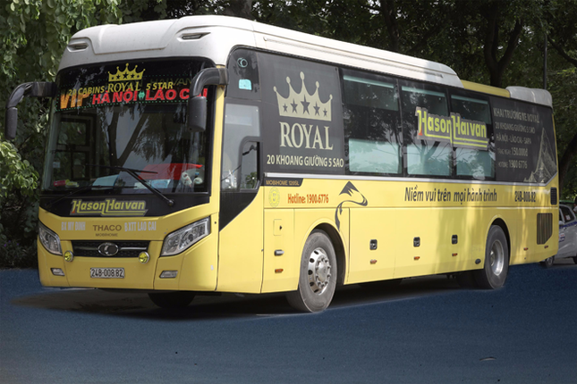 Hà sơn Hải Vân - dịch vụ xe hoàn hảo lên Sapa mùa du lịch ảnh 2