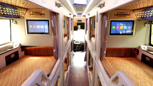 Hà sơn Hải Vân - dịch vụ xe hoàn hảo lên Sapa mùa du lịch ảnh 4
