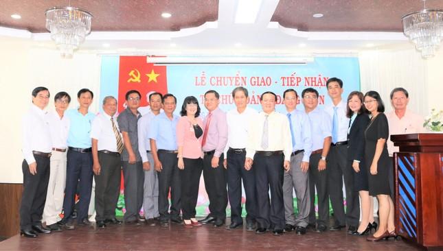 Lễ chuyển giao và tiếp nhận tổ chức Đảng và đảng viên của DongThap Tourist ảnh 3