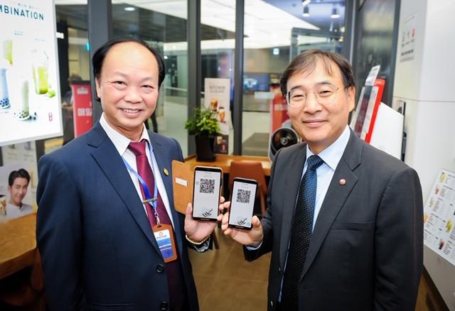LienVietPostBank và BC Card chính thức ký kết thỏa thuận hợp tác ảnh 1