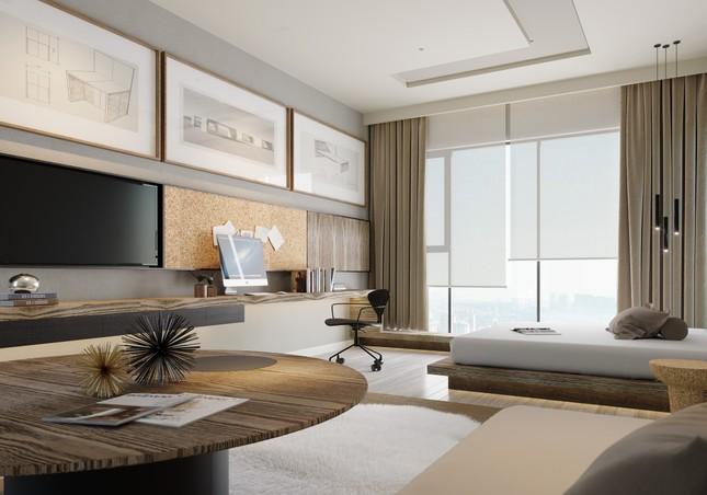 Ra mắt căn hộ mẫu Park Kiara – chung cư đầu tiên tại ParkCity Hanoi ảnh 5