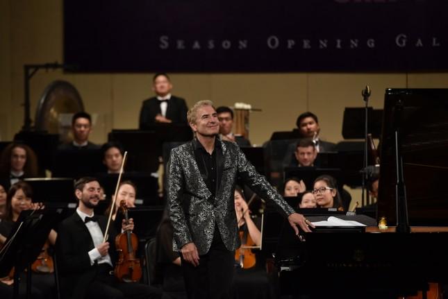 Khán giả thủ đô say mê trong đêm nhạc 'Thibaudet trình diễn Saint-Saëns' ảnh 6